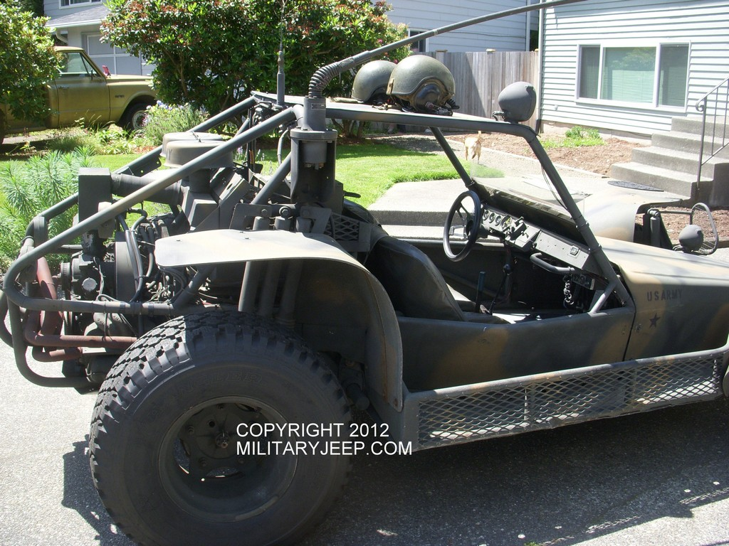 Militaryjeep Com Chenowth Fast Attack Vehicle Buggy