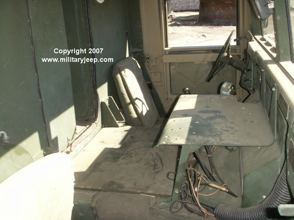 militaryjeep com humvee command communications vehicle alternator wiring jeep #12