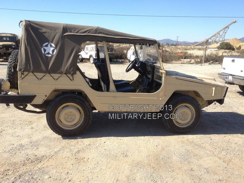Iltis jeep part